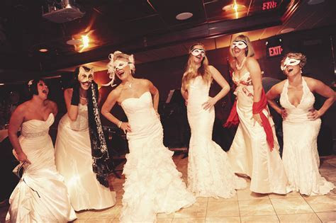 Wedding Wednesday: Wearing the Dress Again?   The Things