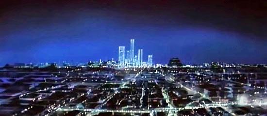 Bubblegum Crisis City