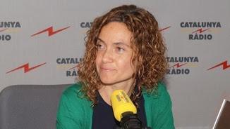 Meritxell Batet als estudis de Catalunya Ràdio