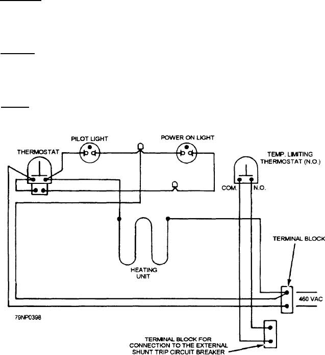 Figure 5 50 Wiring Diagram Of The Mk 721 Deep Fat Fryer