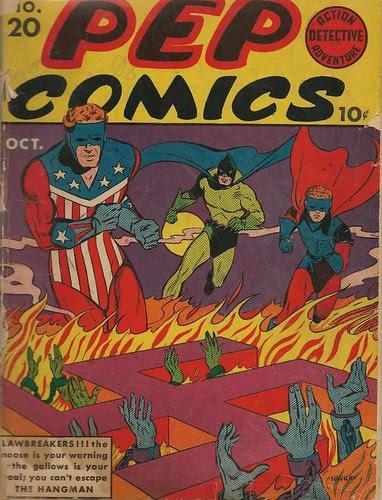 (1941) Pep Comics 20