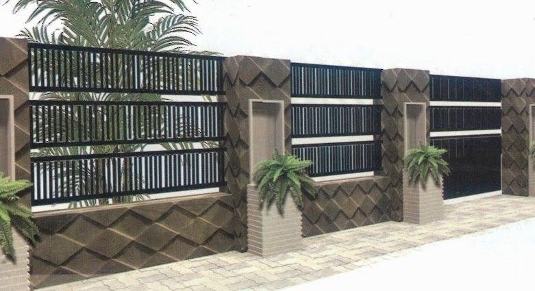 9+ Contoh Pintu Pagar Rumah Teres Terbaik 2020 - Desain ...