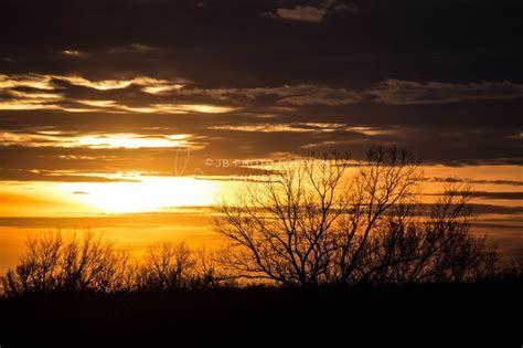 Sunset   Olathe Kansas Landscape Photography » JenniBlake.com