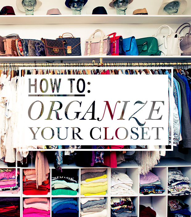 The Experts Spill Their Tips For A Clean, Well-Organized Closet