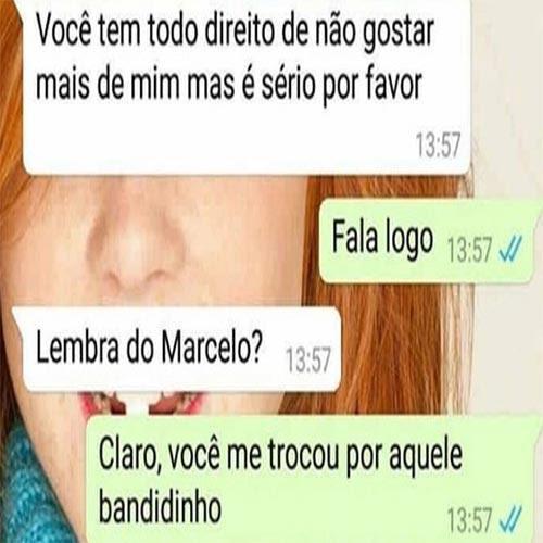 Esse Ex Namorado Encontrou A Melhor Forma De Se Vingar Pelo Whatsapp