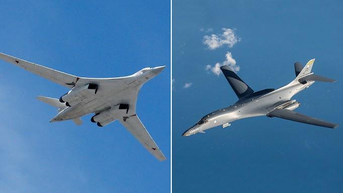 Os bombardeiros Tu-160 da Rússia X B-1 dos EUA: quem vence?