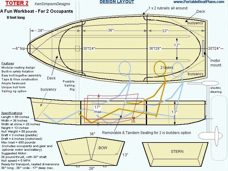 mini boat plans free build your own pontoon boat
