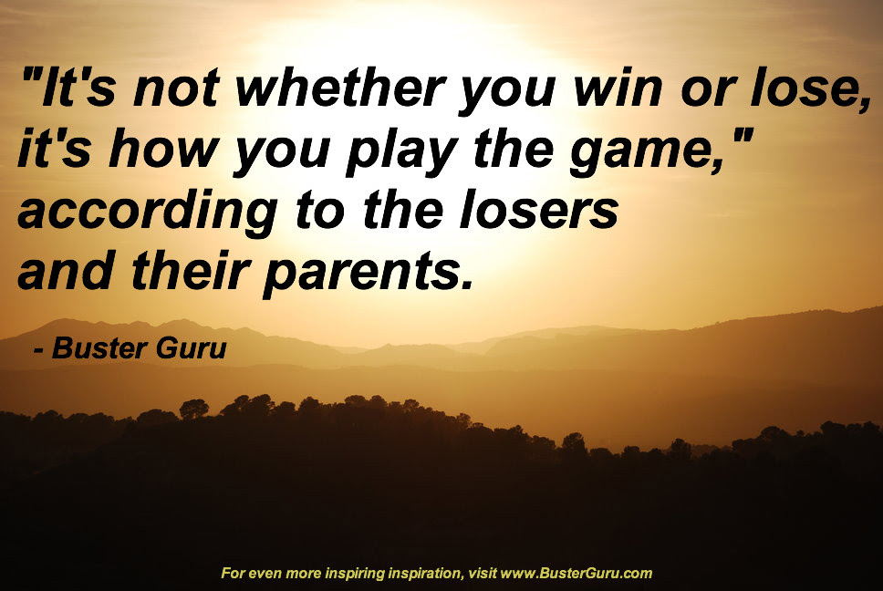 Quotes About Losing Sports Games 18 Quotes