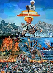 Apocalypse collage