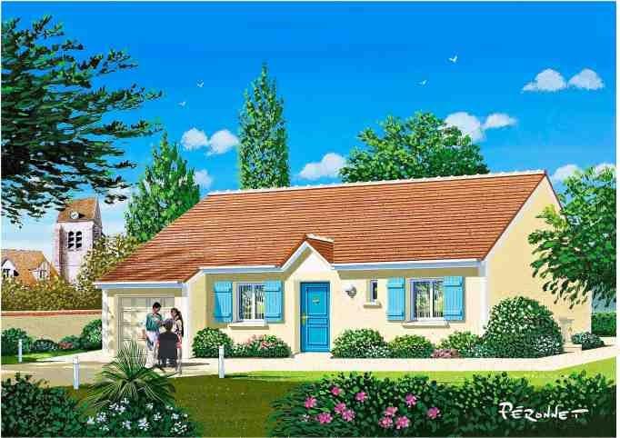 Technologie au coll ge accessibilit habitation for Dessin maison 3d