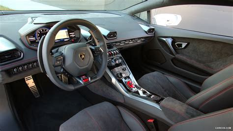 2015 Lamborghini Huracan LP 610 4   Interior   HD Wallpaper #24