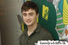 Daniel Radcliffe on TRL USA