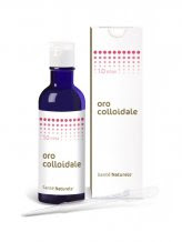 Santè Colloidal Gold - 10PPM - Oro Colloidale