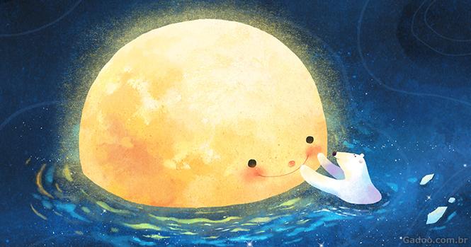 Artista cria ilustrações mágicas inspiradas por sua imaginação