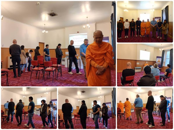 Middle way Meditation in Partick. Wednesday 1 May 2019. # ...