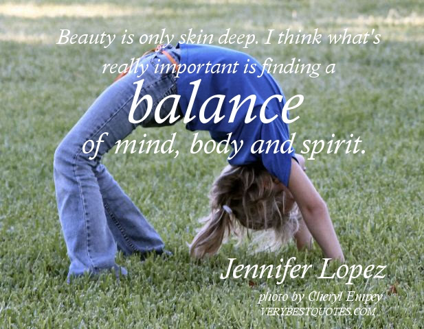 Famous Beauty Quote By Jennifer Lopez Beauty Is Only Skin Deep
