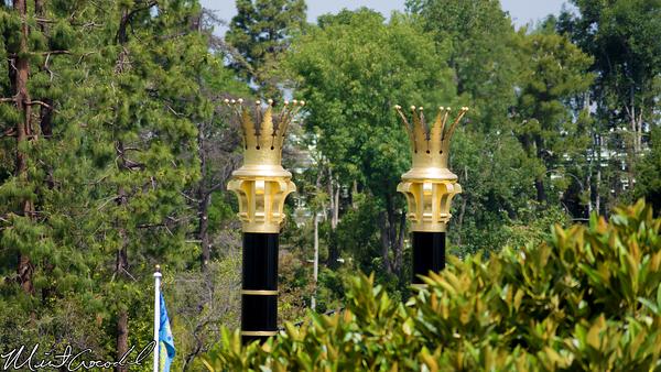 Disneyland Resort, Disneyland, Mark Twain, Smokestacks