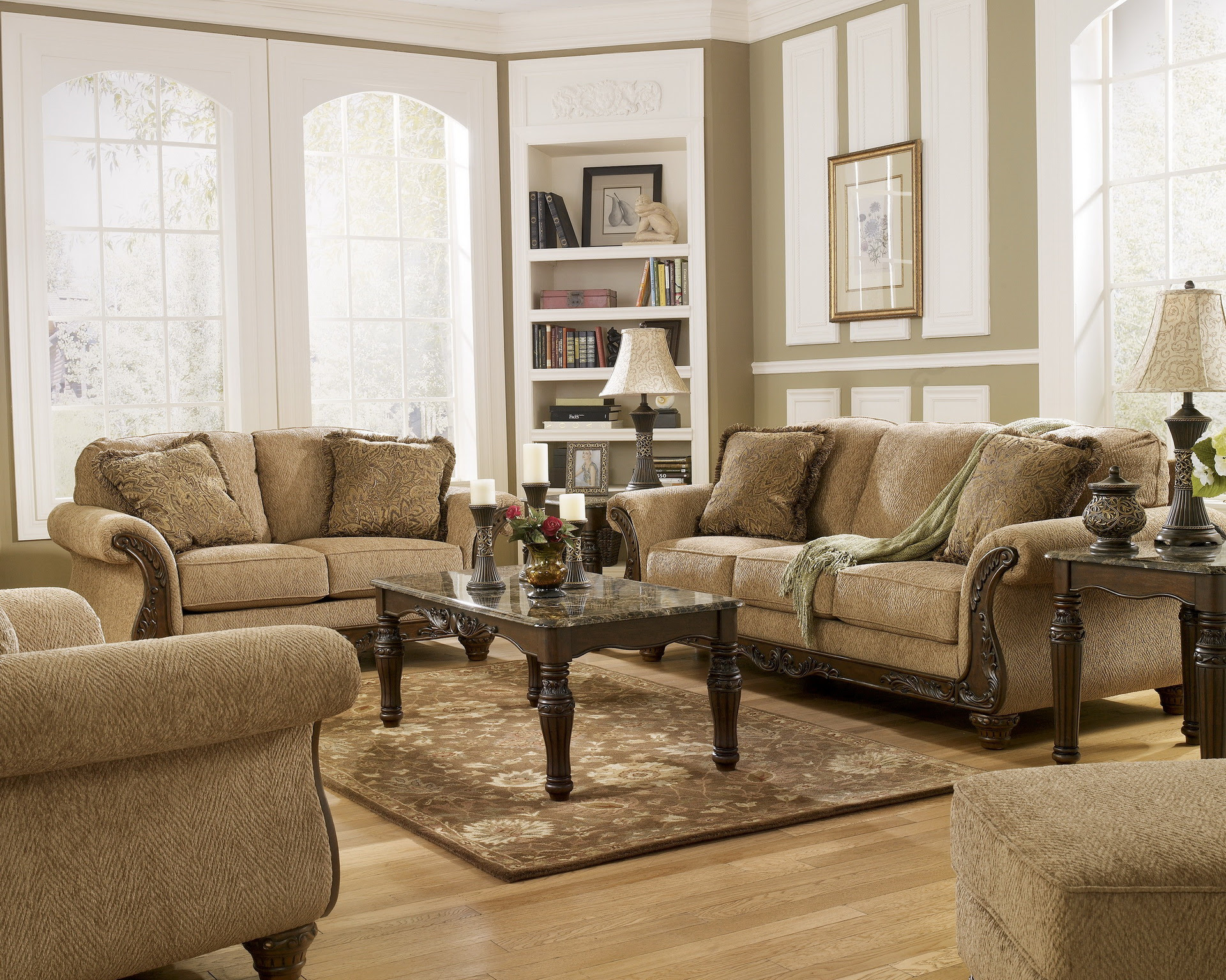 ashley furniture living room sets photo 23