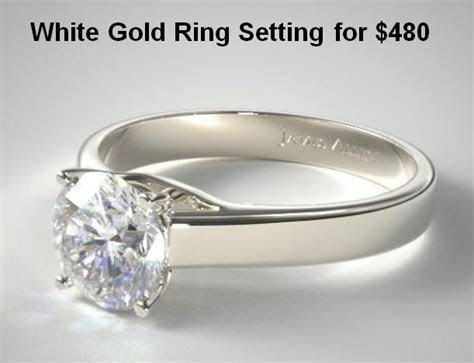 What?s the Best Engagement Ring Metal in Comparison?