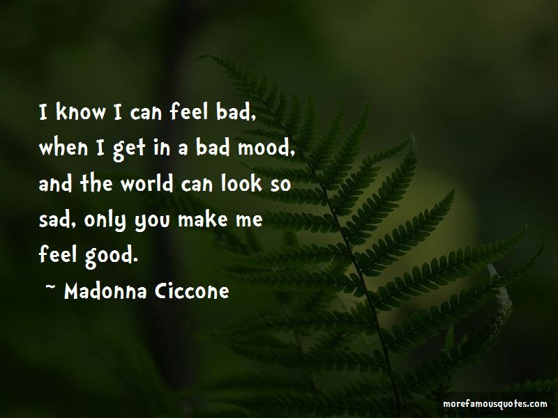 You Make Me Feel Good Quotes Top 34 Quotes About You Make Me Feel
