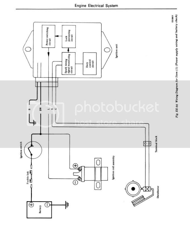 Ignition Wiring Diagram 71 K 5