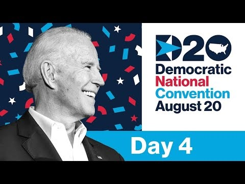 Democratic National Convention: Day 4