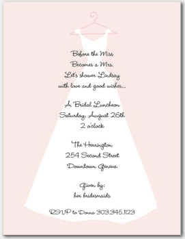 photo wedding shower invitations on bridal shower invitations click for full selection