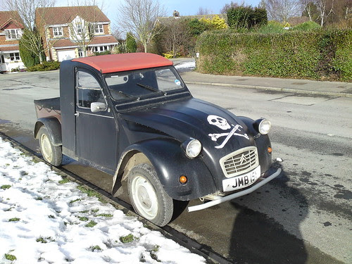 Pirates of the 2CV 2
