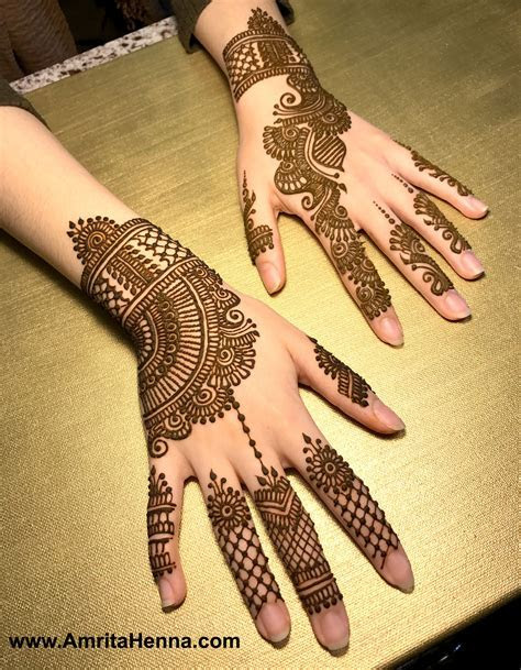 TOP 10 HENNA DESIGNS FOR YOUR SISTERS WEDDING   10 BEST