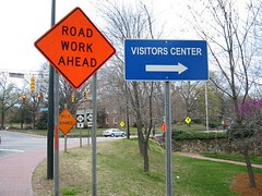 Orange Signs