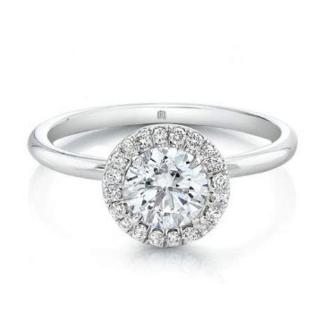 Forevermark Center of My Universe? Round Halo Engagement