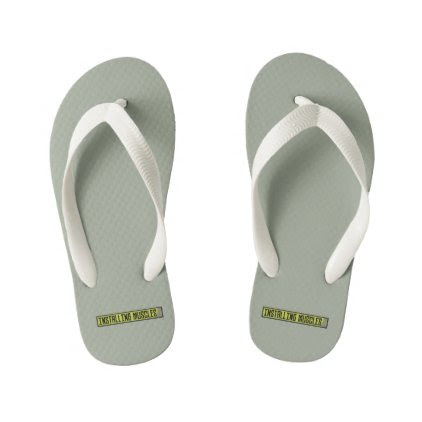 Installing muscles workout Zh1sq Kid's Flip Flops