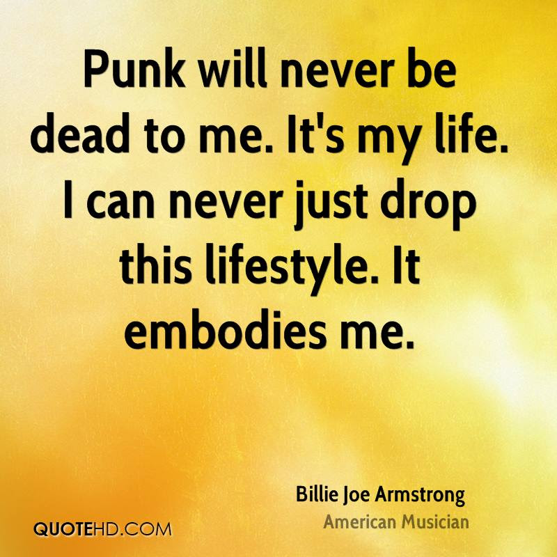 Billie Joe Armstrong Quotes Quotehd