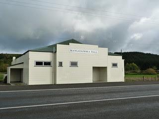Mangatainoko Hall