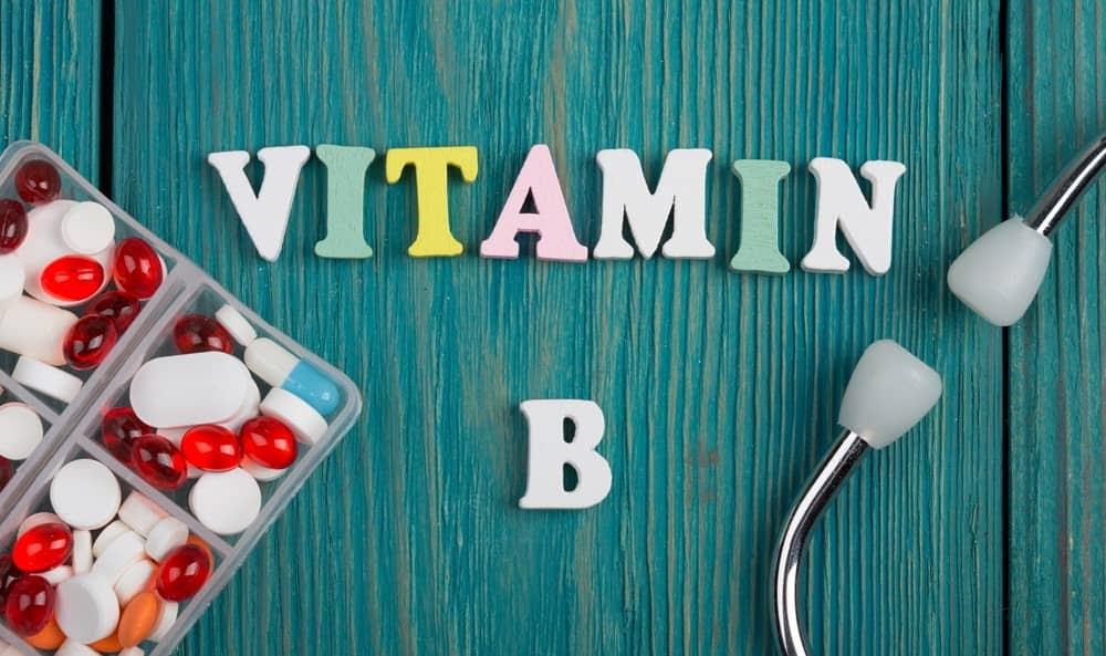 List of all B Vitamins