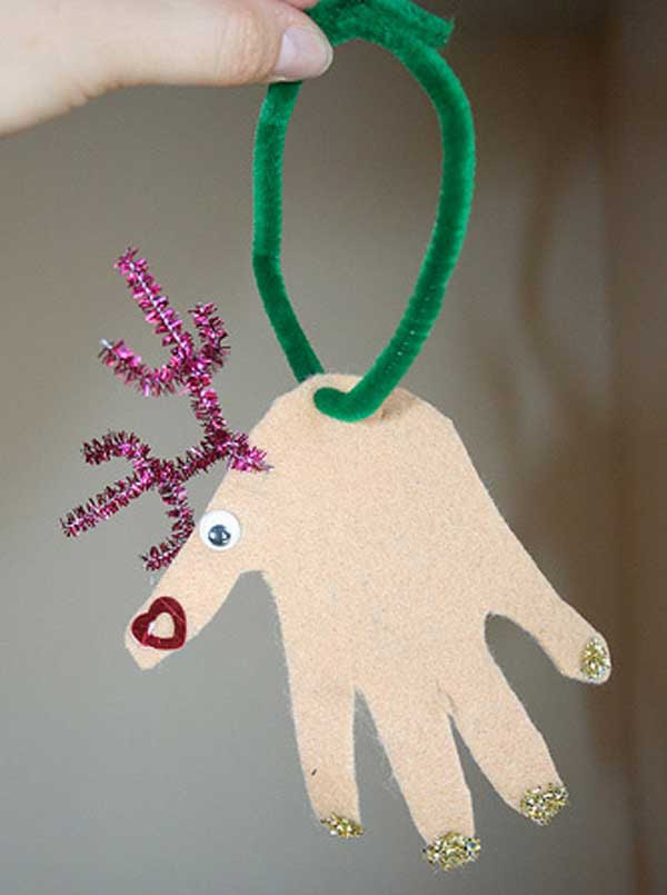 Schooling Work Not To Mention Easy Christmas Crafts For 5 Year Olds