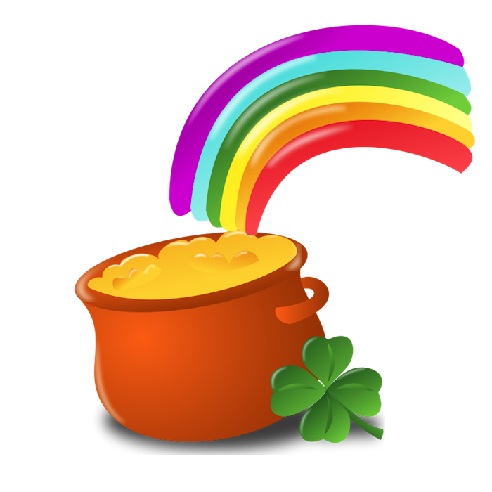 Image result for St. Patrick's clipart