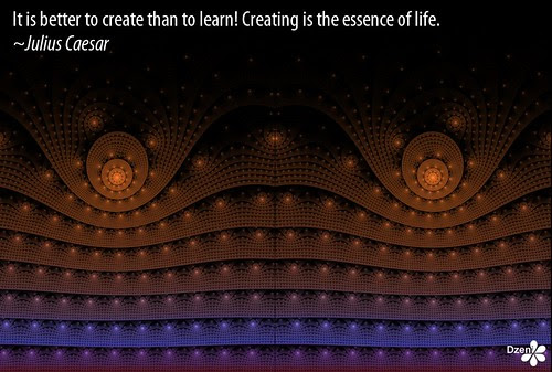 Learn to Create
