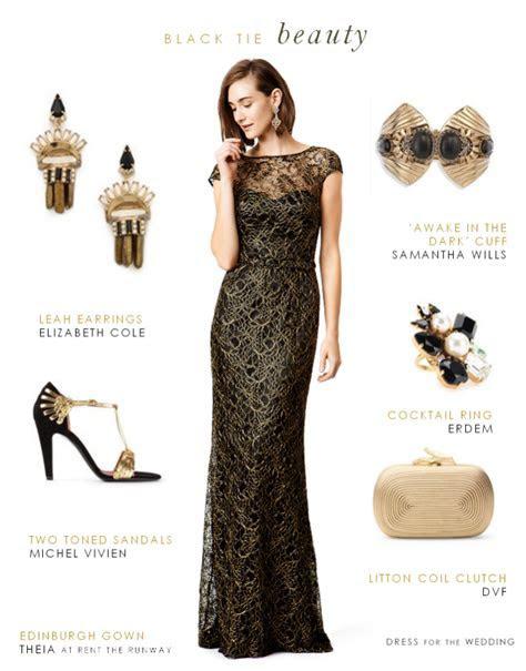 Best 25  Wedding guests in black tie ideas on Pinterest