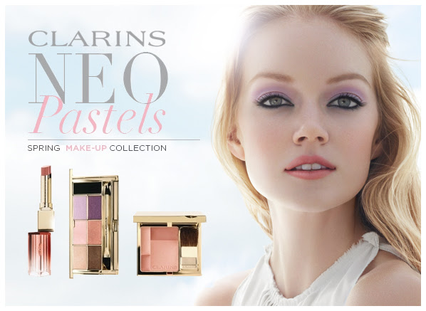 clarins cosmetic in America