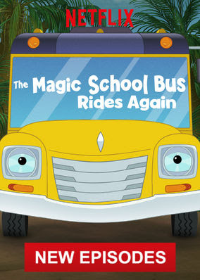 Magic School Bus Rides Again, The - Season 2