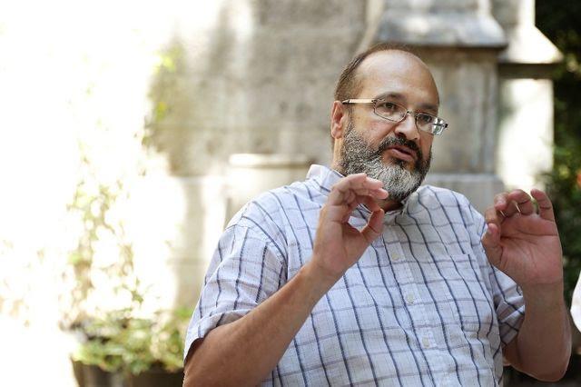 Le journaliste marocain Ali Lmrabet a trouvé beaucoup de soutiens à Genève, où il donnait une conférence de presse ce mercredi.