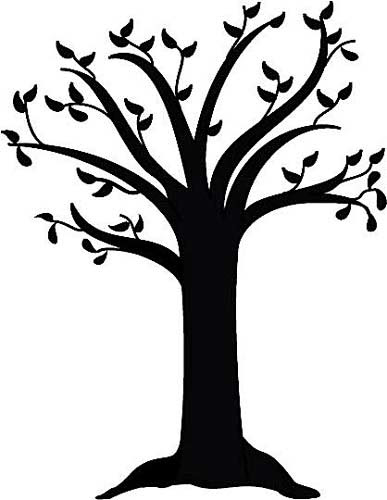 Png Clipart Clip Art Tree Silhouette