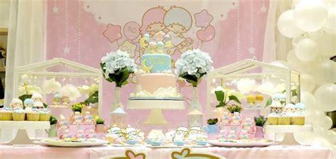Kara's Party Ideas Little Star Twins Birthday Party   Kara