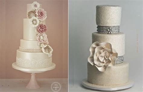Vintage Pearl Wedding Cakes ? Cake Geek Magazine