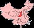 Thiểm Tây trong Trung Quốc