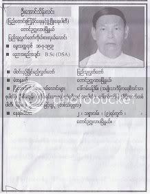 Aung Thein Lin