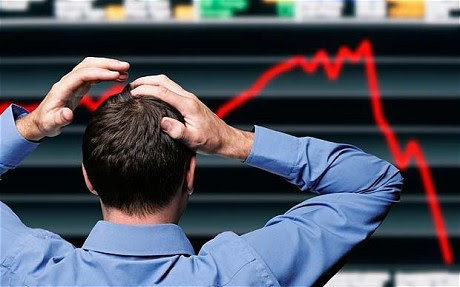 la proxima guerra se aproxima un crash en la economia mundial