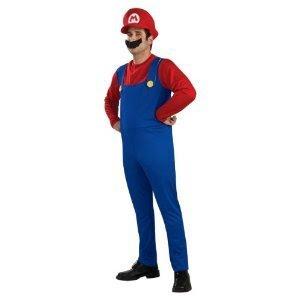 スーパーマリオ マリオ 衣装セット (Tシャツ/パンツ/帽子/髭) コスチューム