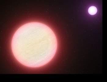Estrela mais fria já descoberta pode até ter nuvens